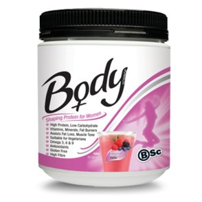 Body Science Shaping Protein for Women