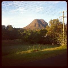 Mount Cooroora, Pomona
