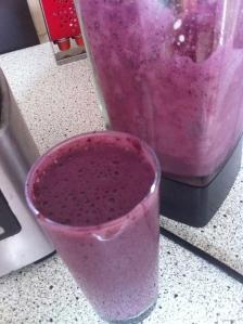 Berry shake