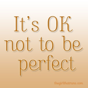 its ok not to be perfect
