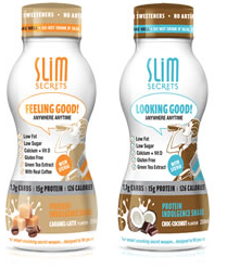 Slim Secrets Protein Shakes review on the girl that runs