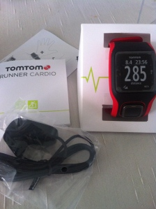 TomTom Runner watch - The Girl that Runs