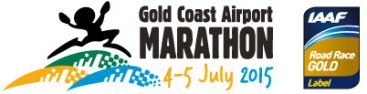 Gold Coast Airport Marathon 2015