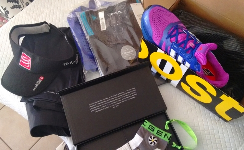 Marathon Training Kit from RunStopShop - The Girl That Runs