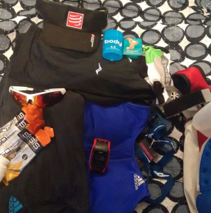 Kit for the marathon