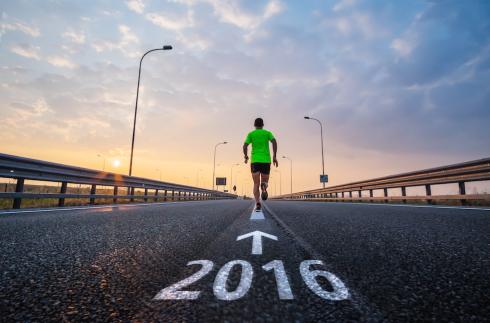 2016 running goals