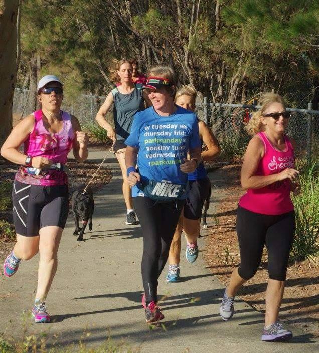 Noosa Park Run January 2016